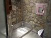 outdoor shower room interior