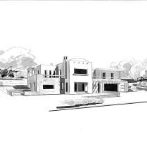 Villa in Platanias – in progress