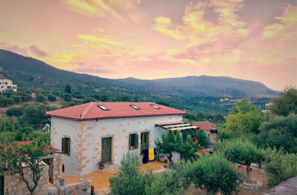 Stone Villa in Provarma